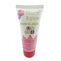 Revlon Touch And Glow Sun Block Moisturizing And Whitening Skin Deep Care Protection Uv SPF 50 (Made In U.S.A)-60gm